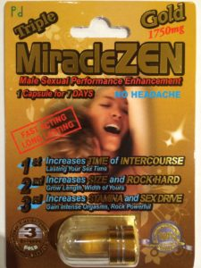 Triple MiracleZEN Gold