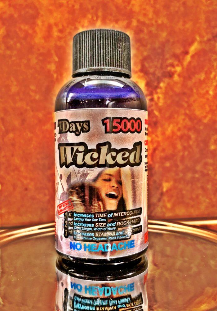 Wicked Platinum 15000