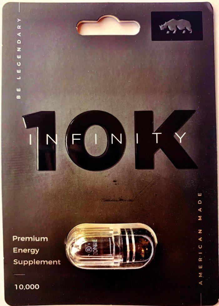 Infinity 10K Pill