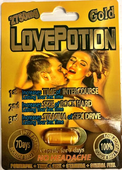 LovePostionGold