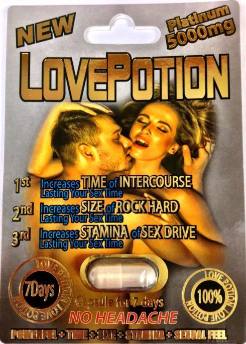LovePotion Platinum 5000mg