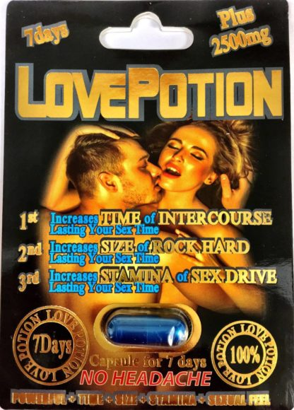 LovePotion Plus 2500mg