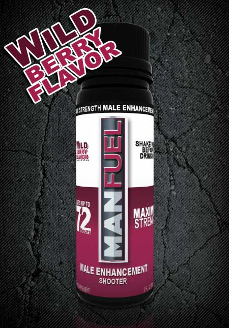 Man Fuel Wild Berry