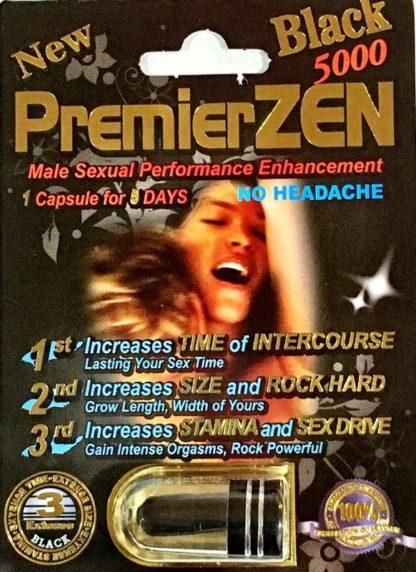 PremierZEN Black Pill