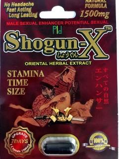 Shogun-X