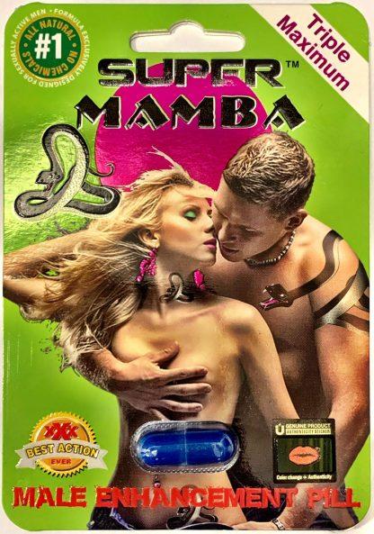 Super Mamba