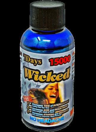 Triple Wicked 15000 Shot