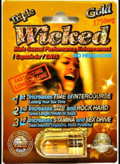Triple Wicked Gold