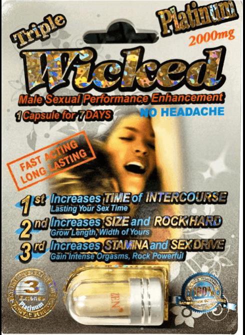 Triple Wicked Platinum
