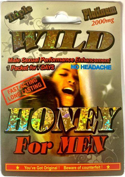 Triple Wild Honey For Men