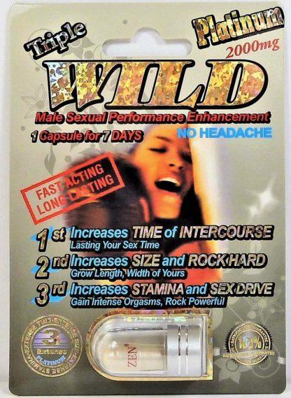 Triple Wild Platinum