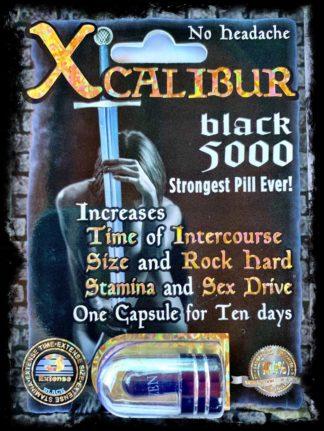 Xcalibur Black 5000