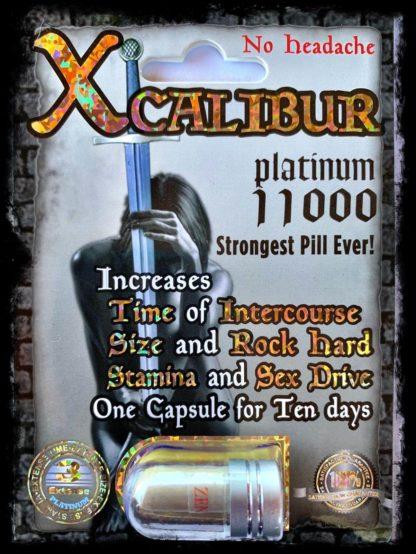 Xcalibur Platinum 11000