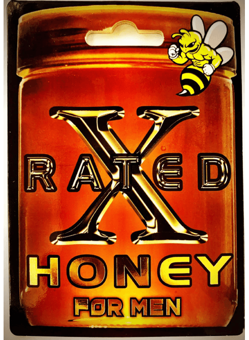 X Rated Honey for men