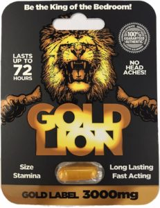 Gold Lion 3000mg