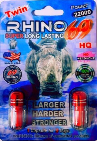rhino 69 twin pack