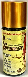pure red ginseng shot